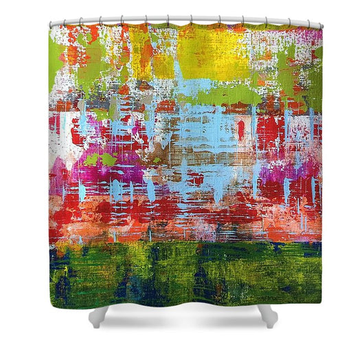 New Horizon - Shower Curtain