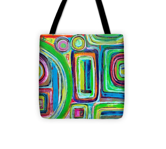 Nine Weeks - Tote Bag