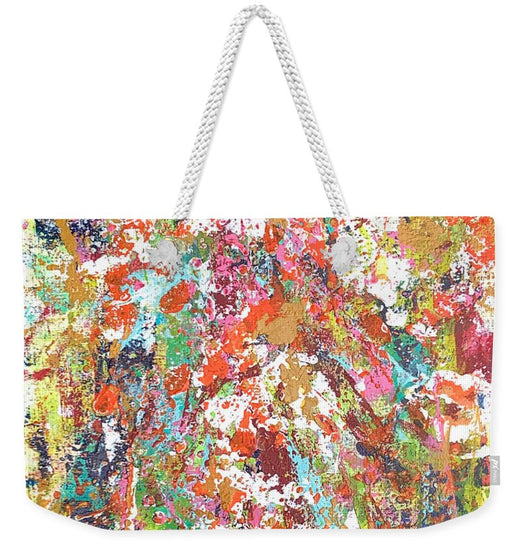 Quarantined  - Weekender Tote Bag
