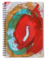 Red Tide - Spiral Notebook