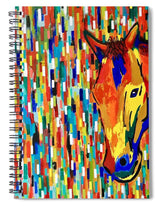 Reddy To Run - Spiral Notebook
