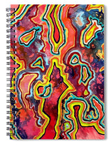 Ripple - Spiral Notebook