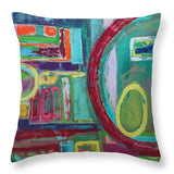 Six Weeks - Throw Pillow