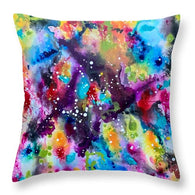 Stardust - Throw Pillow