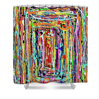 Step Inside - Shower Curtain