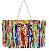 Step Inside - Weekender Tote Bag