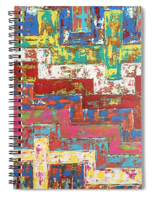 The Factory - Spiral Notebook