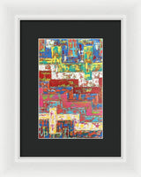 The Factory - Framed Print