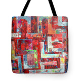 The Warehouse - Tote Bag