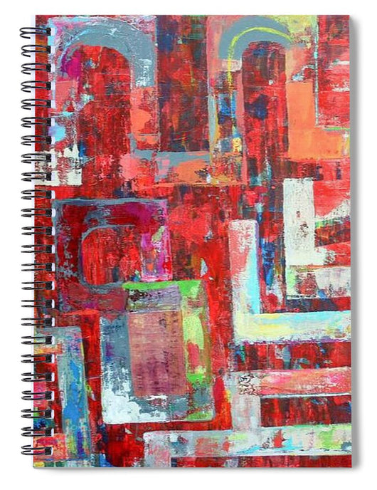 The Warehouse - Spiral Notebook