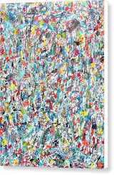 Ticker Tape Parade - Canvas Print