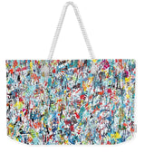 Ticker Tape Parade - Weekender Tote Bag