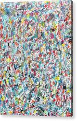 Ticker Tape Parade - Acrylic Print