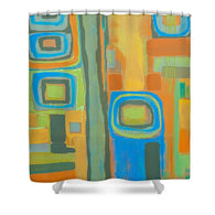 Tuesday Afternoon - Shower Curtain