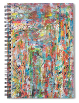 Two In One - Spiral Notebook