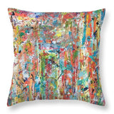 Two In One - Throw Pillow