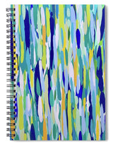 Waterlogged  - Spiral Notebook