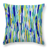 Waterlogged  - Throw Pillow