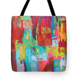 Working Girl - Tote Bag