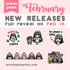 New Releases for February 2018
