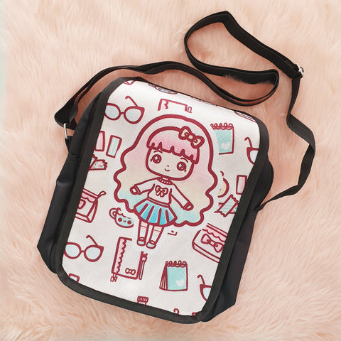TEA TIME LOLITA POUCH - MR027