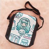 TEA TIME LOLITA EXTRA FLAPPY BODYBAG - MR050
