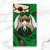 GREEN WIZARD WONDERLAND LAMINATED DASHBOARD - DB049