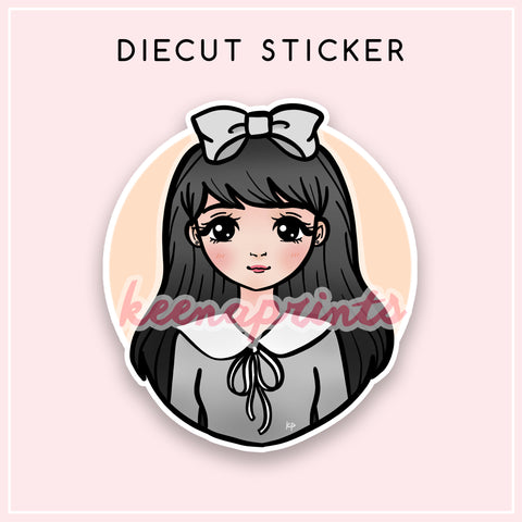 MIGRAINE HEADACHE STICKERS LOLA - L151