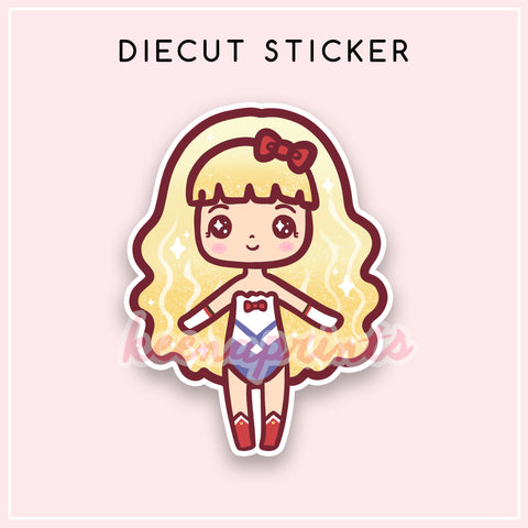 Fashionista Sticker pack - RS007