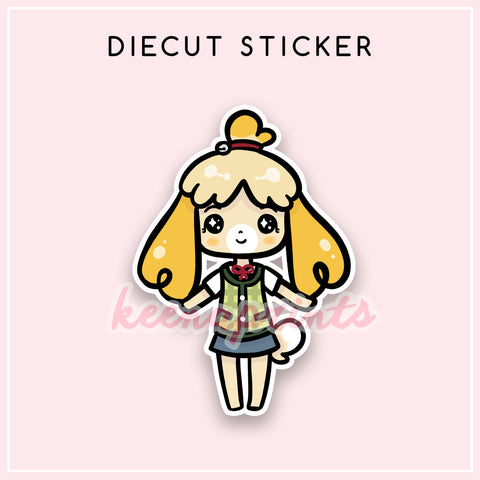 SAMPLER STICKERS LOLA - S012