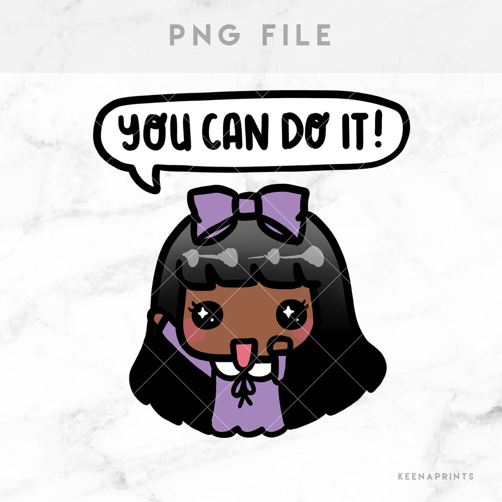MOTIVATION STICKERS KEENAMI - L310