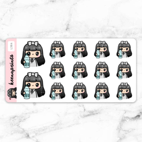 FACIAL STICKERS LOLA - L279