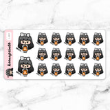 SHOPEE SHOPPING STICKERS LOLA - L479