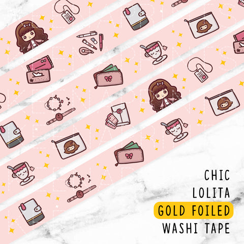PANIC BUYING STICKERS LOLA - L128