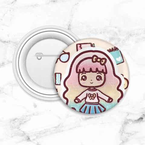 SUNSHINE LOLITA MAGNETIC PAGEMARKER - MR064