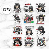 LOLA STICKER PACK 2 - MR047