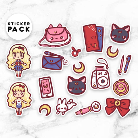 Egg Sticker pack - RS008