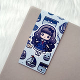 NAUTICAL LOLITA MAGNETIC PAGEMARKER - MR063