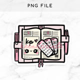 KP ESSENTIALS PRINTABLE CLIP ART