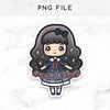 NAUTICAL LOLITA CHIBI PRINTABLE CLIP ART