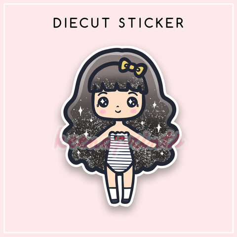 TEA TIME ALBUM STICKERS DAILY - L175