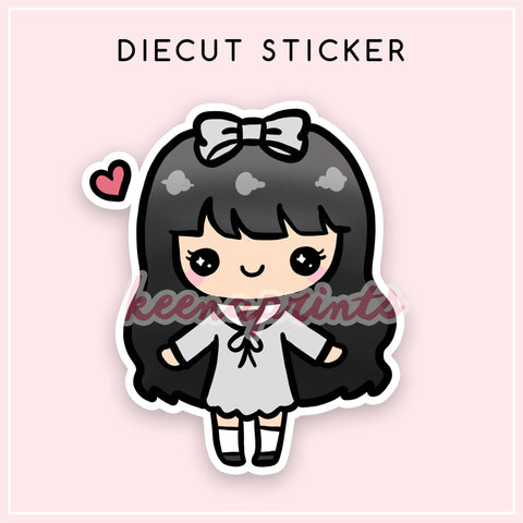 PHOTOGRAPHER STICKERS LOLA - L153