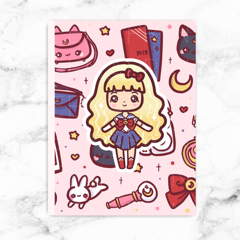 NAUTICAL LOLITA COIN PURSE - MR032