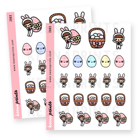 WINTER / CHRISTMAS WASHI STRIPS PASTEL PRINCESS COMBO STICKERS K066