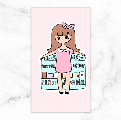 SAILORMOON MAGNETIC BOOKMARK CHIBI -BM017