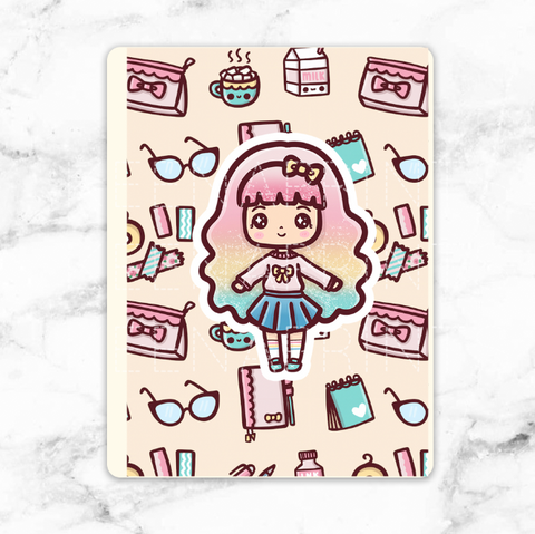 CANDY LOLITA LAMINATED DASHBOARD - DB027