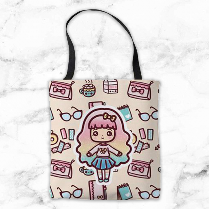 SWEET LOLITA TOTE BAG - MR013