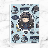 NAUTICAL LOLITA STICKER ALBUM - SA007