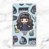NAUTICAL LOLITA LAMINATED DASHBOARD - DB031