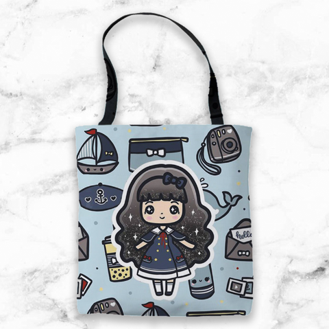 KAWAII DREAMS LOLITA TOTE BAG - MR054